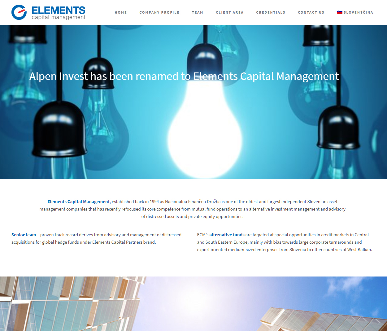 Elements Capital Management